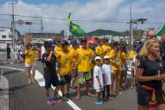 Team Brazil. PHOTO: ISA / Evans