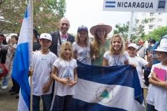 Team Nicaragua. PHOTO: ISA / Evans