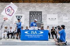 Team Chinese Taipei . PHOTO: ISA / Ben Reed