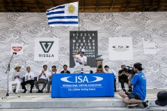 Team Uruguay PHOTO: ISA / Ben Reed