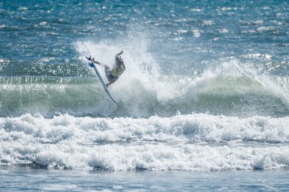 USA Jumps into Lead After Critical Day of Competition at 2017 VISSLA ISA World Junior Surfing Championship