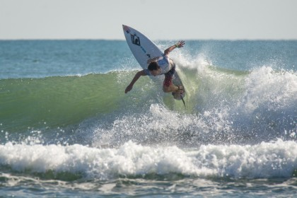 Team USA Holds onto Narrow Lead Going into Finals at 2017 VISSLA ISA World Junior Surfing Championship