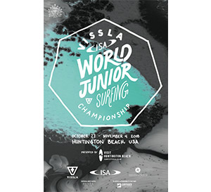 2018 ISA WJSC poster
