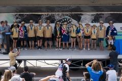 AUS - Bronze Medalist. PHOTO: ISA / Ben Reed