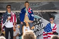 Boys Under 16 Finalists. PHOTO: ISA / Ben Reed