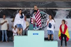 Girls Under 16 Finalists. PHOTO: ISA / Ben Reed