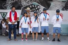 JPN - ISA Aloha Cup Bronze Medalist. PHOTO: ISA / Ben Reed