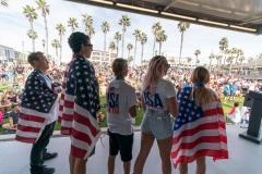 USA - ISA Aloha Cup Finalist. PHOTO: ISA / Sean Evans