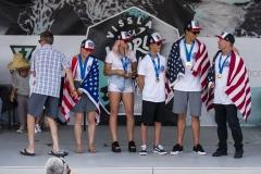 USA - ISA Aloha Cup Gold Medalist. PHOTO: ISA / Ben Reed