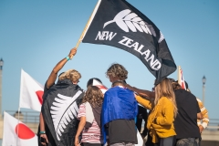 NZL - Caleb Cutmore. PHOTO: ISA / Sean Evans