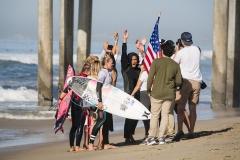 USA - Team. PHOTO: ISA / Ben Reed