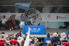 Team Argentina. PHOTO: ISA / Ben Reed