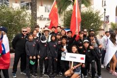 Team China. PHOTO: ISA / Sean Evans