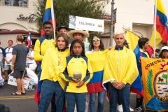Team Colombia. PHOTO: ISA / Sean Evans