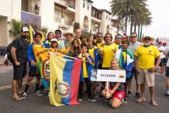 Team Ecuador. PHOTO: ISA / Sean Evans