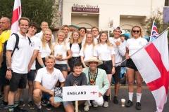 Team England. PHOTO: ISA / Sean Evans