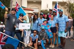 Team Fiji. PHOTO: ISA / Sean Evans
