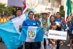 Team Guatemala. PHOTO: ISA / Sean Evans