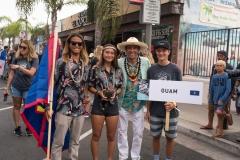 Team Guam. PHOTO: ISA / Sean Evans