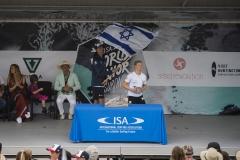 Team Israel. PHOTO: ISA / Ben Reed