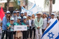 Team Israel. PHOTO: ISA / Sean Evans