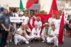 Team Morocco. PHOTO: ISA / Sean Evans