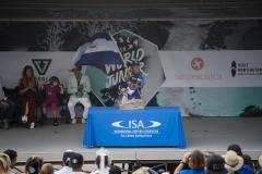 Team Nicaragua. PHOTO: ISA / Ben Reed