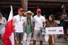 Team Poland. PHOTO: ISA / Sean Evans