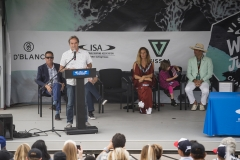 VISSLA CEO Paul Naude. PHOTO: ISA / Ben Reed
