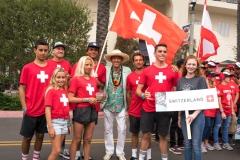 Team Switzerland. PHOTO: ISA / Sean Evans