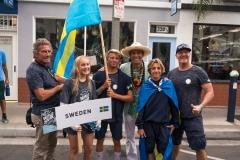 Team Sweden. PHOTO: ISA / Sean Evans