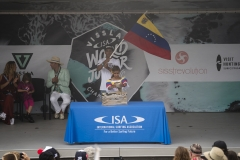 Team Venezuela. PHOTO: ISA / Ben Reed