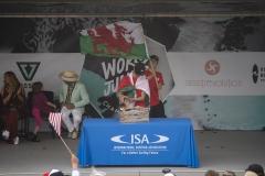 Team Wales. PHOTO: ISA / Ben Reed