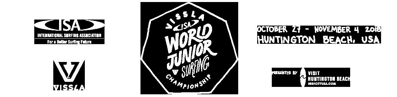 2018 VISSLA ISA World Junior Surfing Championship