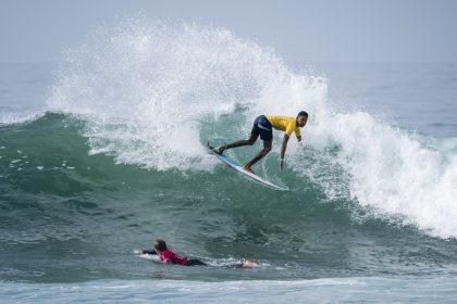 Huntington Beach Bombs on Day 4 of VISSLA ISA World Junior Surfing Championship