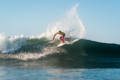 Team USA Nears Perfection in Defense of Title at VISSLA ISA Juniors