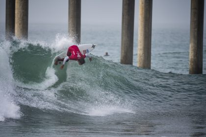World's Best Junior Surfers Put Talent on Display During First Full Day of Competition at VISSLA ISA World Junior Surfing Championship