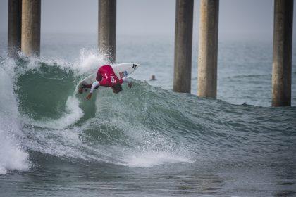 Gran Demostración de Talento por Parte de los Mejores Juniors del Mundo en Primer Día Completo de Competición en el VISSLA ISA World Junior Surfing Championship