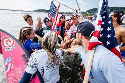10 Cosas que Deberías Saber del VISSLA ISA World Junior Surfing Championship 2018