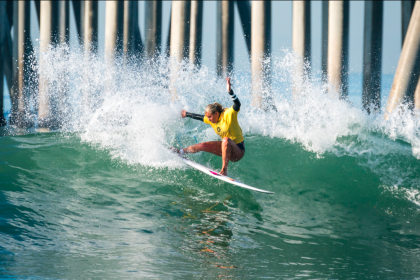 Japan and USA Fully Intact; VISSLA ISA Juniors Head into Home Stretch with Three Days Remaining