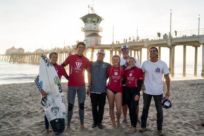 Team USA Wins ISA Aloha Cup Gold at VISSLA ISA Juniors