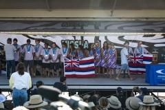 Team Hawaii Silver Medalist. PHOTO: ISA / Ben Reed