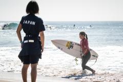 JPN - Minami Nonaka. PHOTO: ISA / Sean Evans