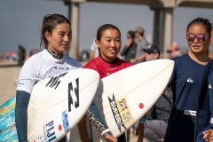 JPN - Minami Nonaka Shino Matsuda. PHOTO: ISA / Sean Evans
