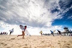 ISA Aloha Cup Start. PHOTO: ISA / Sean Evans
