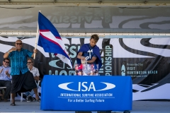 Team American Samoa. PHOTO: ISA / Ben Reed