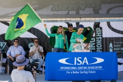 Team Brazil. PHOTO: ISA / Ben Reed