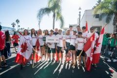 Team Canada. PHOTO: ISA / Sean Evans
