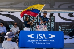 Team Ecuador. PHOTO: ISA / Ben Reed