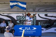Team El Salvador. PHOTO: ISA / Ben Reed